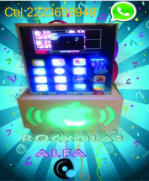 Rockola Karaoke Venta Y Renta En Usa Fotos De Rockolamex